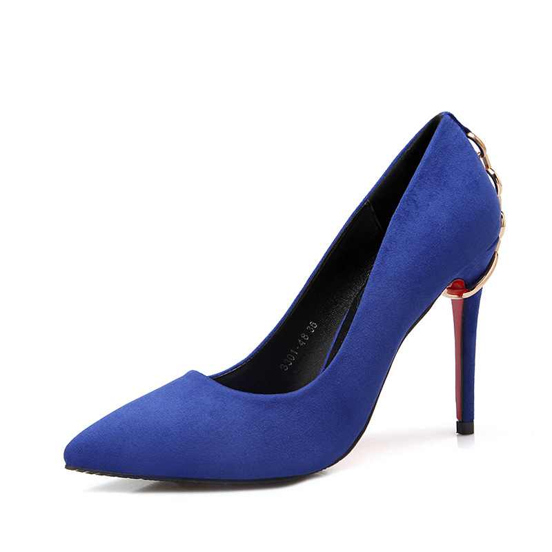 Online Get Cheap Blue Suede High Heels -Aliexpress.com  Alibaba Group
