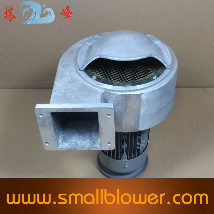Super High Pressure Small Blowers : W industrial air blower fan low noise medium pressure