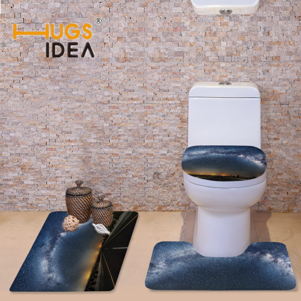Bathroom throw rugs