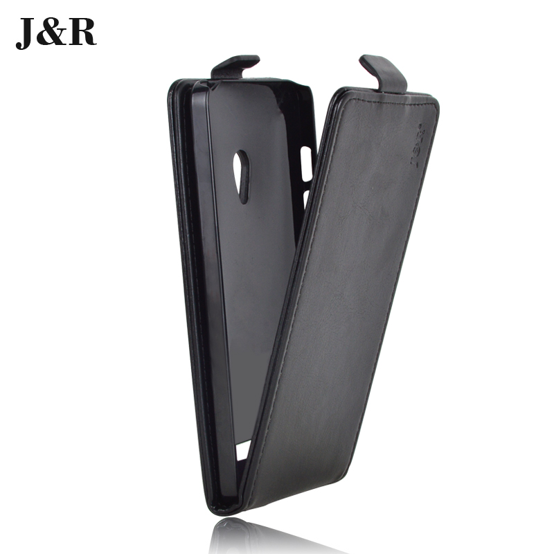Гаджет  J&R Brand Leather Case for Asus Zenfone 5 High Quality Flip Cover For Asus 5 Case 9 Colors in Stock None Телефоны и Телекоммуникации
