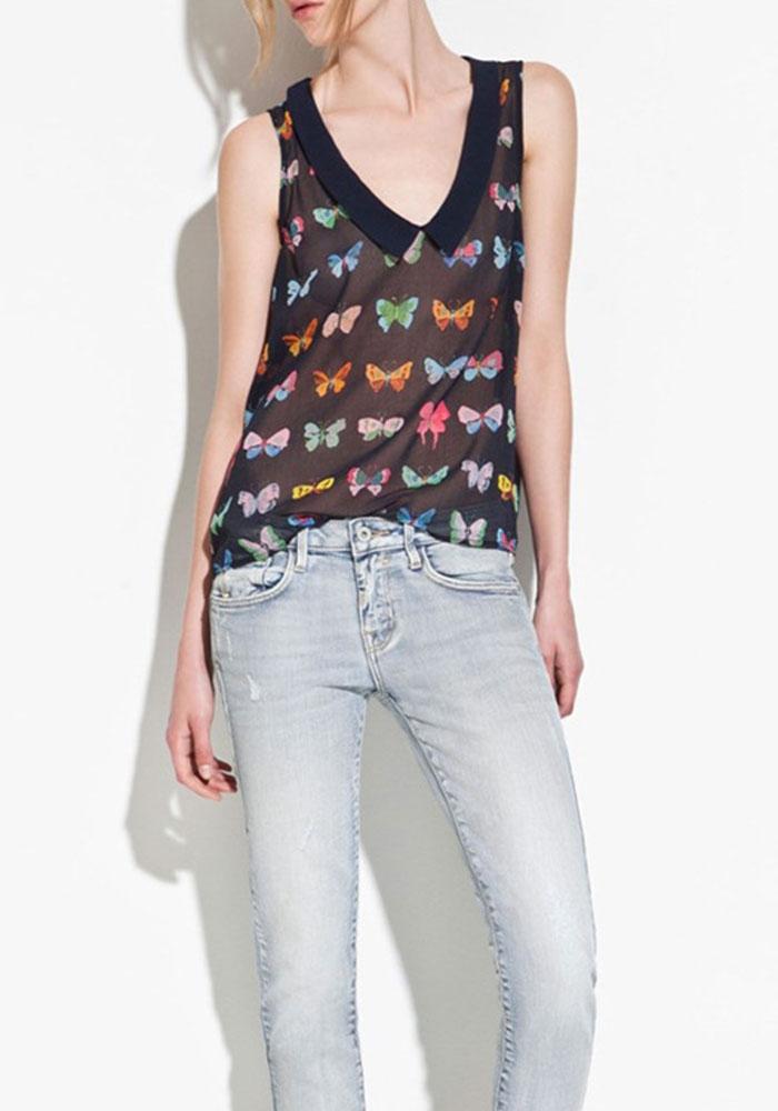 Женские блузки и Рубашки Brand new s/l женские топы и футболки brand new 40356