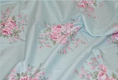 1 yard simply shabby chic hydrangea 100 cotton fabric diy - Telas shabby chic ...