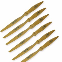 Buy 1X NEW 16x10 Electric Wood Beechwood Propeller RC Model Airplane CW Prop for $8.49 in AliExpress store