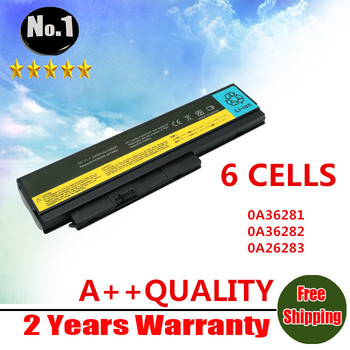 WHOLESALE NEW 6CELLS battery for ThinkPad X220 X220i x220s Series 0A36281 42T4876 42T4901 42T4902 42Y4864 Free shipping
