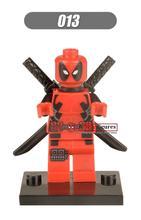 Single Sale Legoelieds Star Wars Super heros Marvel DC Minifigures Toy Story Aliens Batman joker Cyborg building blocks toys(China (Mainland))