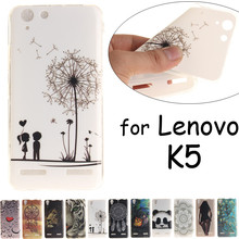 Buy Lenovo K5/K5 Plus Case Cover Silicone TPU Cartoon 3D Soft Back Cases Lenovo Vibe K5 a6020 Phone Skin Cute Shell House for $1.44 in AliExpress store