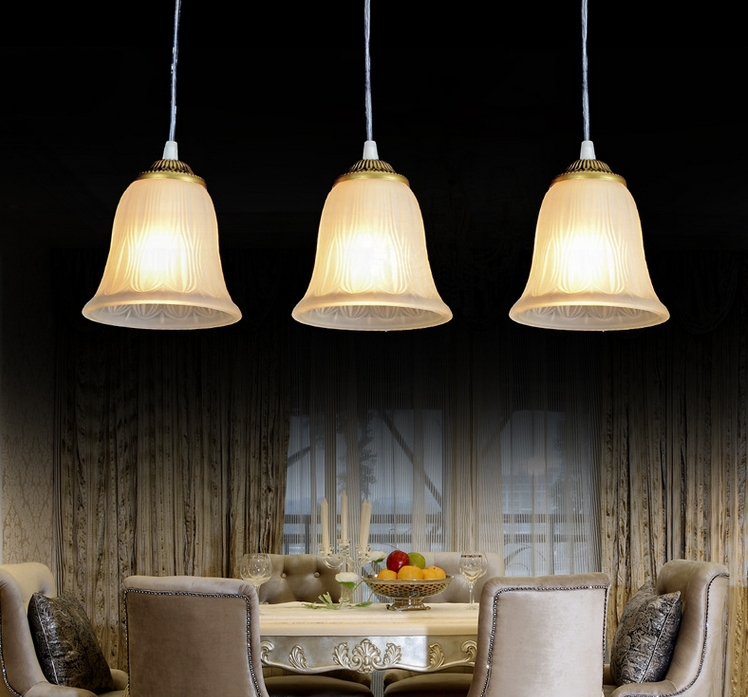Traditional Chandelier Light American Style Chandeliers For Home Kitchen Lamp 3 Lights Free Shipping(China (Mainland))