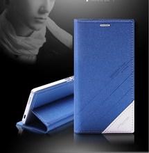 Luxury Tscase Original Xiaomi M4 Leather Case Stand Case Xiaomi Mi4 M4 PU Leather Flip Cover Case Mobile Phone Bags Cases(China (Mainland))