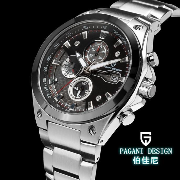 Пагани дизайн часы