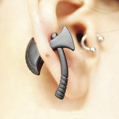 Как сделать гвоздики в уши