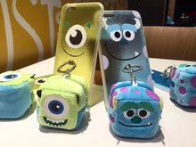"""The latest luxury fashion """"cute plush doll small wallet"""" phone shell for Apple iPhone6S6 iPhone6 / 6 plus, sold at a discount"""