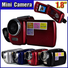 2014 Top  4 x Digital DV Video Camcorder Recorder With SD/MMC Card Slot Mini Series Digital Video Camera zx*DA0473#c3