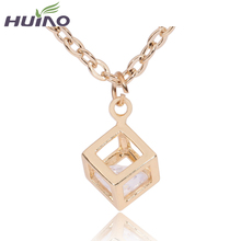 Hottest 2015 Fashion Gold Plated Hunger Games Pendant Necklace Women Jewelry Pendant Necklaces Hunger Games Necklace