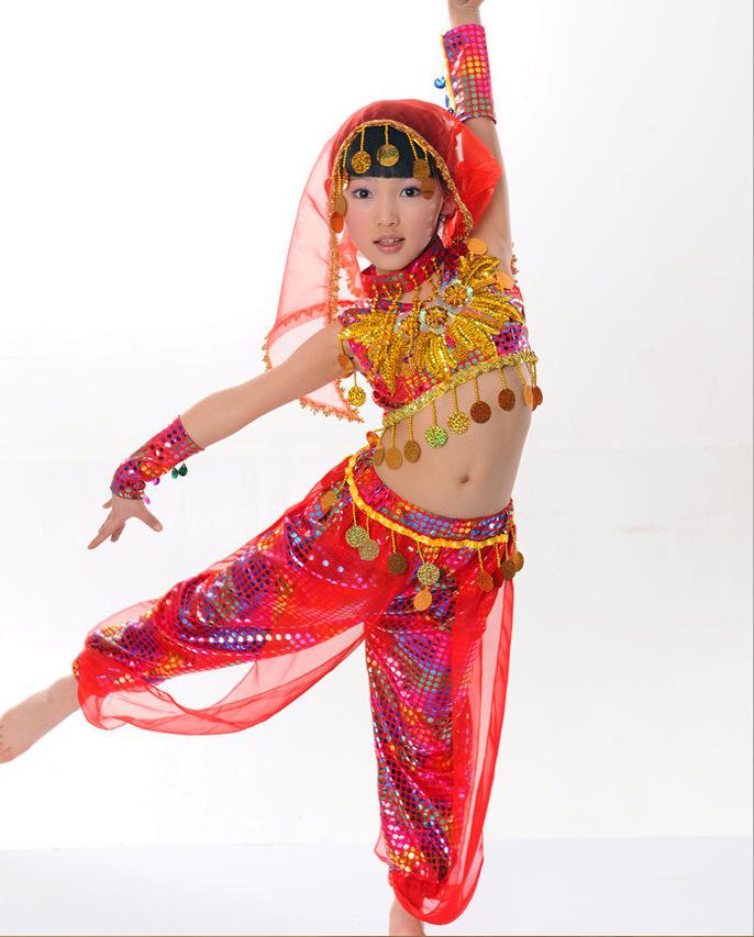 Belly Dancer Halloween Costume For Kids Belly Dance Kids Halloween