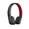 Wireless bluetooth Headphones Folding Headphones with Mic Powerful Bass On ear Headphones fashion red gold headset