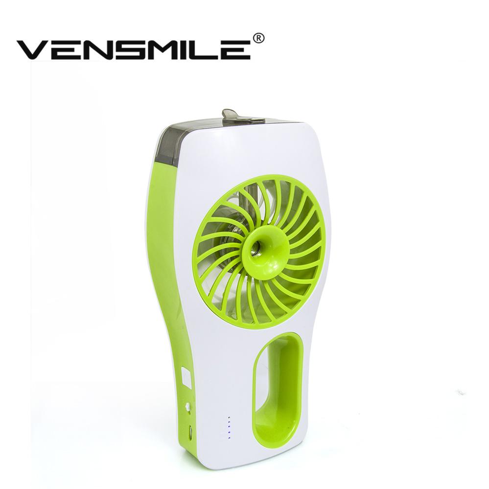small ventilateur portable handheld water mist fan usb ventilator mini portable air conditioner. Black Bedroom Furniture Sets. Home Design Ideas