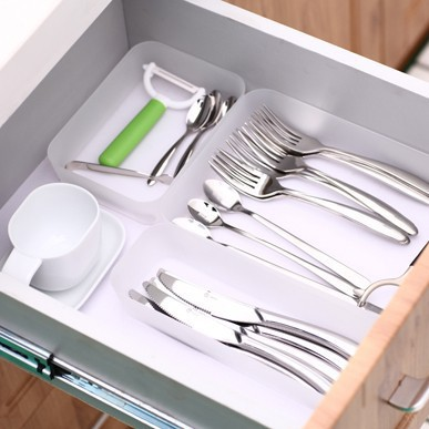 Japanese multifunction drawer / Desktop / storage box finishing kitchen(China (Mainland))