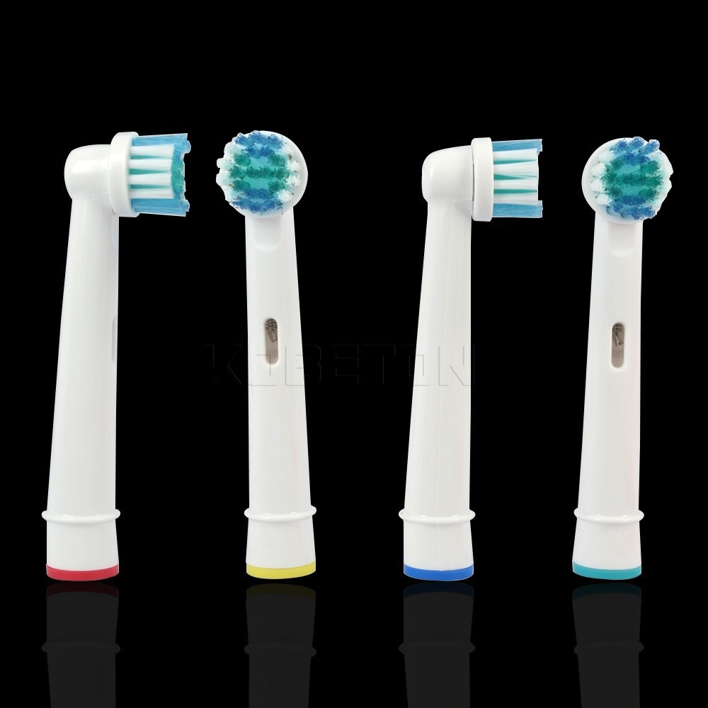 4pcs Electronic Oral-B Compatible Toothbrush Heads NEUTRAL Vitality Replacement hygiene clean Tooth brushes Oral-B Can wholesale(China (Mainland))
