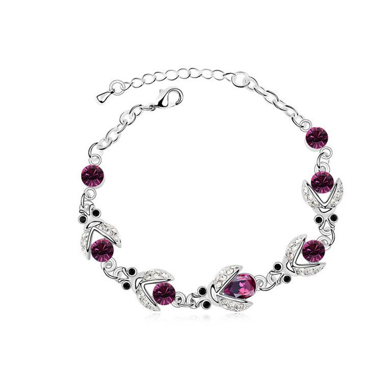 Crystal Bracelet Online Crystal Swarovski Bracelet