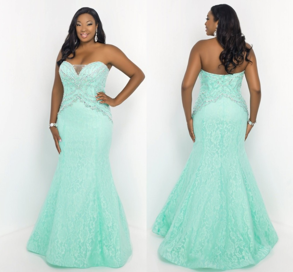 Turmec » green ombre prom dress