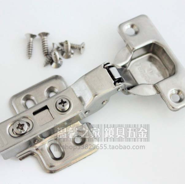 [Red crown] Sky 267 fixedly mounted hydraulic damping hinge / buffer hinge / hydraulic hinge / Straight(China (Mainland))
