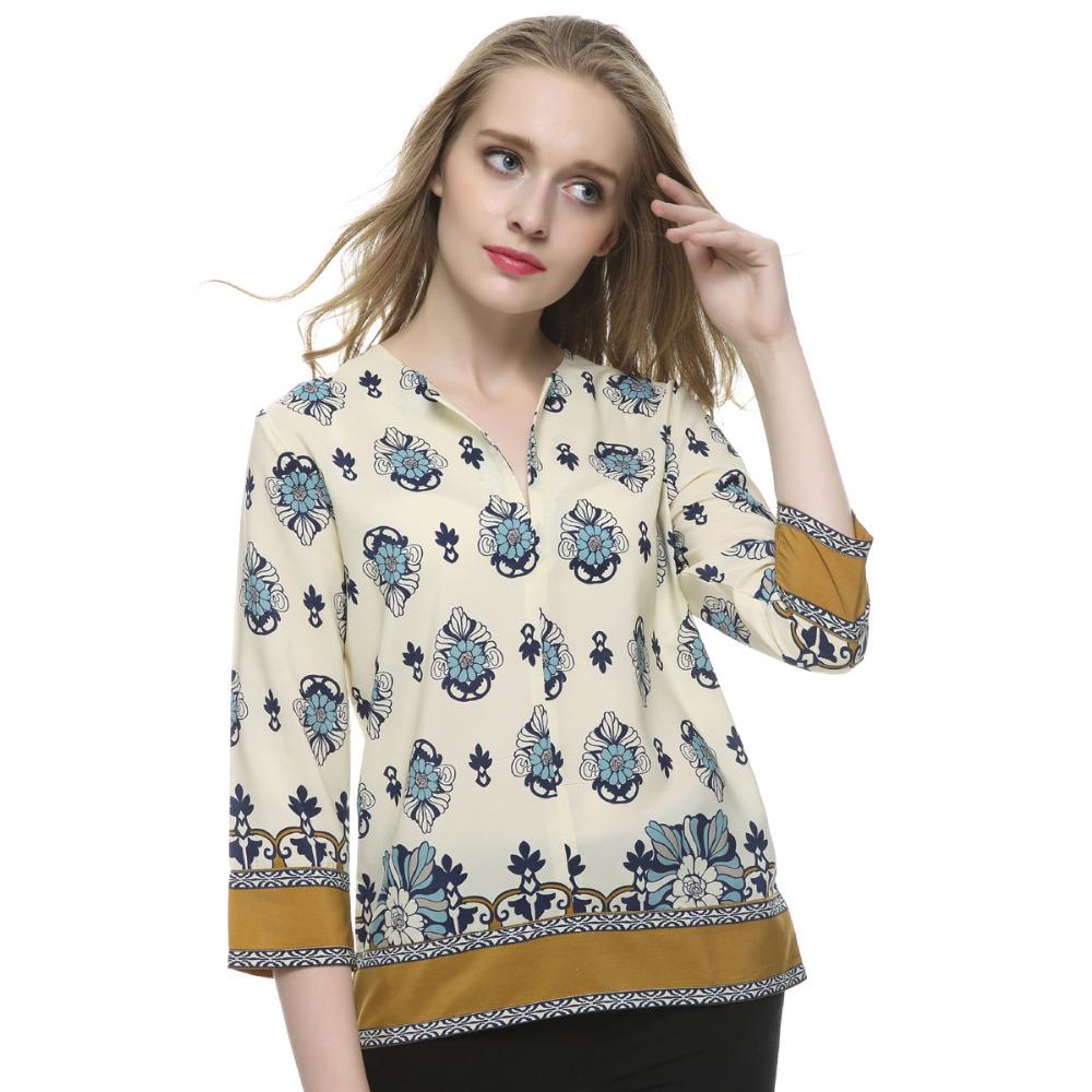 Wonderful Shirt Women Formal Office Spring Womens Blouses Long Sleeve Work Wear