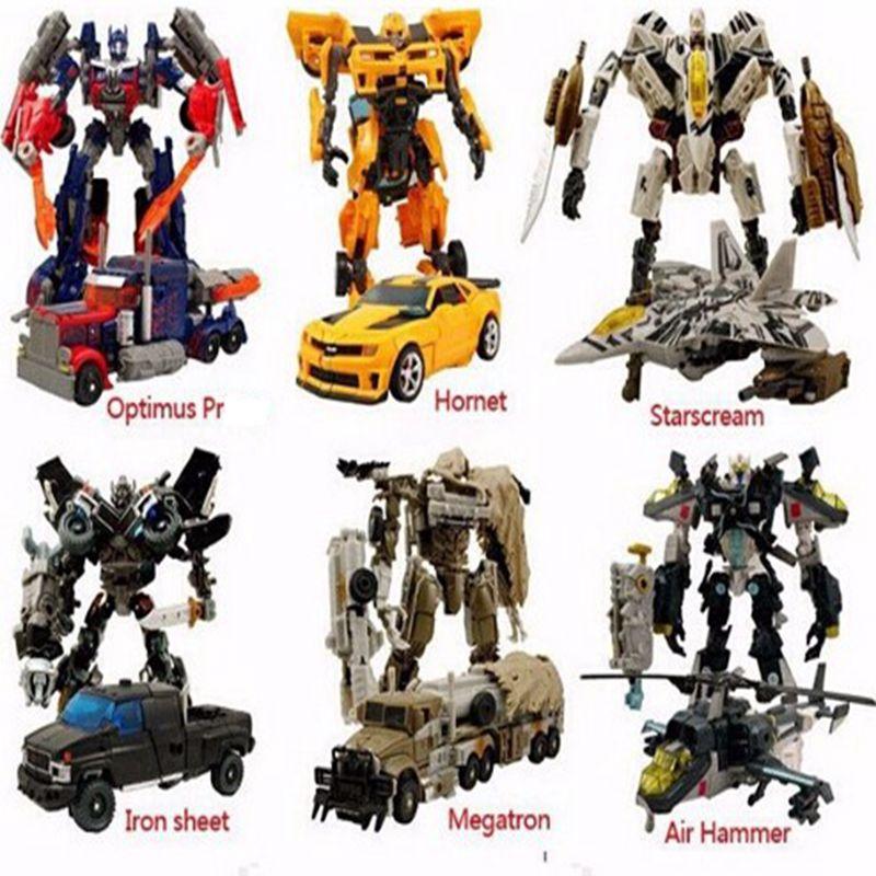 Original Box Transformation 4 Bumblebee Brinquedos Megatron Galvatron Robots Action Figures Juguetes Classic Toys for gifts Toys(China (Mainland))