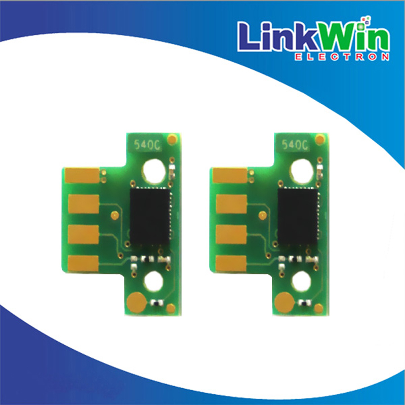 Compatible Color Reset Chip For LEXMARK CS310N/CS310DN CS410N/CS410DN/CS410DTN CS510DE/CS510DTE Cartridge Reset Chips(China (Mainland))