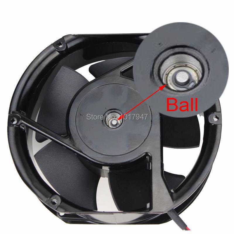 Здесь можно купить  10Pieces lot GDT 150 x 50mm AC 220V 240V PC Computer Cooling Exhaust Fan Ball Bearing 10Pieces lot GDT 150 x 50mm AC 220V 240V PC Computer Cooling Exhaust Fan Ball Bearing Компьютер & сеть