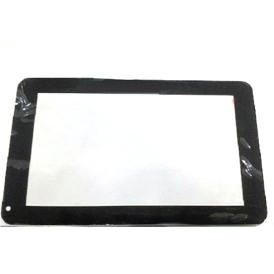 """Black New touch screen 7"""" Alcatel One Touch T10 Tablet Touch panel Digitizer Glass Sensor replacement Free Shipping(China (Mainland))"""