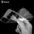BASEUS Brand Air Series Soft TPU Clear Back Case For Samsung Galaxy Note 7 For Galaxy