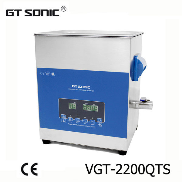 GT-2200QTS GT SONIC Manufacture laboratory ultrasonic cleaner, labware ultrasonic cleaning machine,industrial ultrasonic cleaner(China (Mainland))