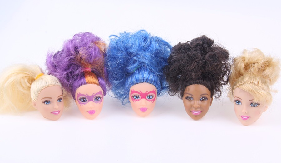 UCanaan Authentic Head For Barbie Doll Free Transport Equipment for Barbie