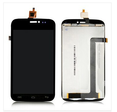 100% original Wiko Darkside LCD Screen With Touch Screen Digitizer Assembly Free Shipping