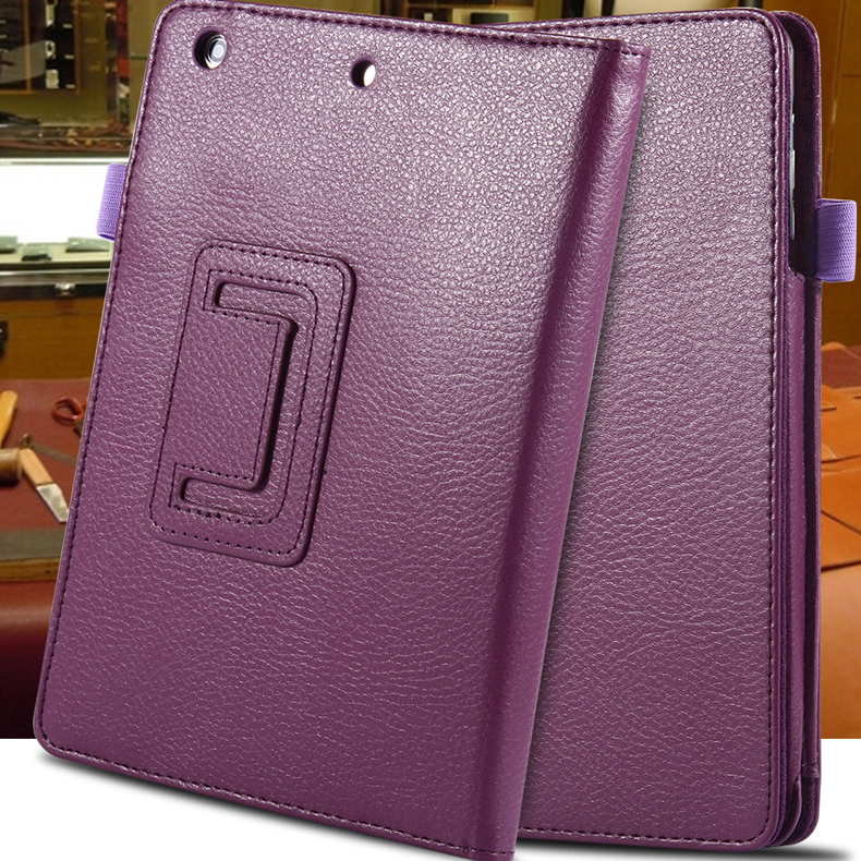 Luxury Book Stylish Leather Flip Case For Apple iPad 2 3 4 Tablets Accessories Fashion Smart Elegant Stand Support Holder Cover(China (Mainland))