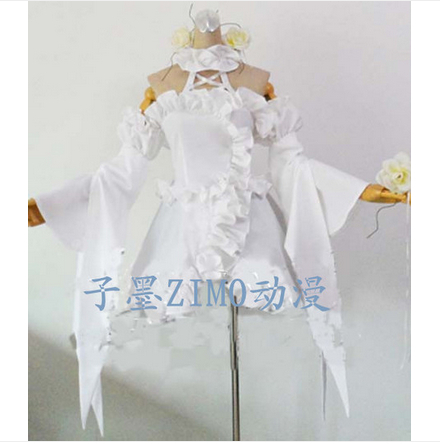 Partycosplay Costume White