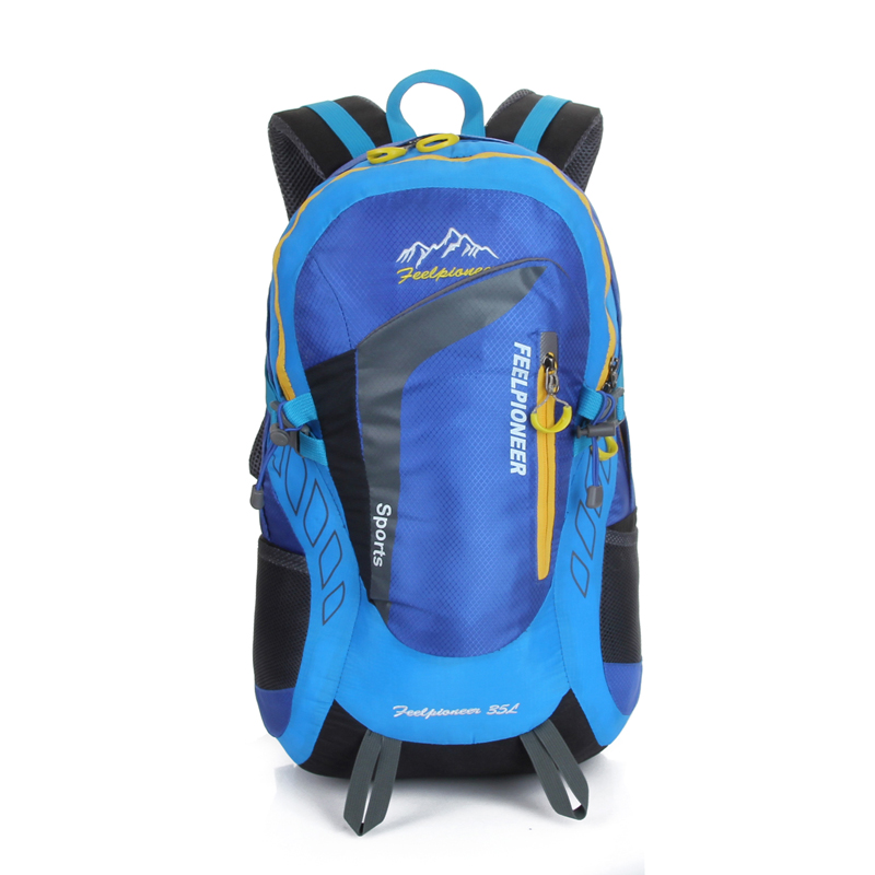 New Fashion Cycling Outdoor Backpacks 35L Waterproof Nylon Lovers Bicycle Bag Travel Mountain Bag Leisure Hiking BackPack(China (Mainland))