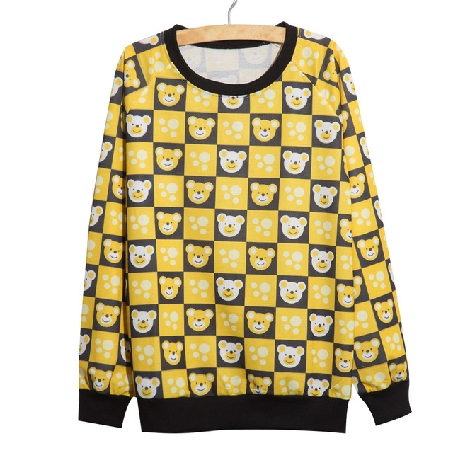 Желтый пуловер доставка