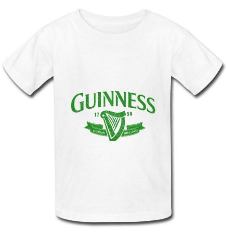 Fashion T Shirts guinness logo image printed T-Shirt 100% Cotton Short Sleeve O Neck Top cotton Men t-shirt Free Shipping(China (Mainland))