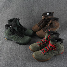 German Brand High End Hiking Boots Waterproof Outdoor Shoes(China (Mainland))