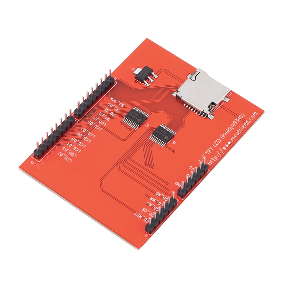 Inch ili tft lcd display module touch panel for
