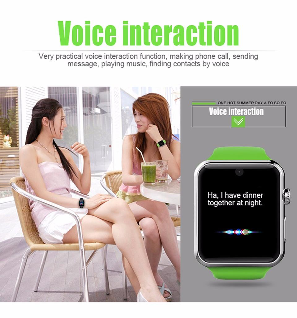 SHAOLIN Bluetooth Smart Watch 11 SmartWatch for apple iPhone IOS Android Smartphones looks like apple watch Reloj Inteligente-14
