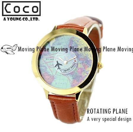 Online kopen Wholesale vliegtuig horloge uit China ...