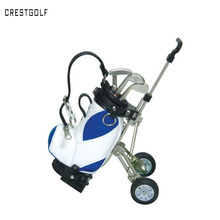 Novelty Golf Gift Golf Cart Shape Design Golf Pen Holder Table Decoration Business gifts with 8 colors are available(China (Mainland))