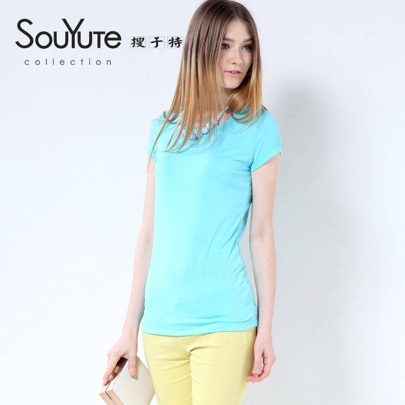 Women 39 s t shirt brief fashion short sleeve o neck tall for Plus size tall t shirts