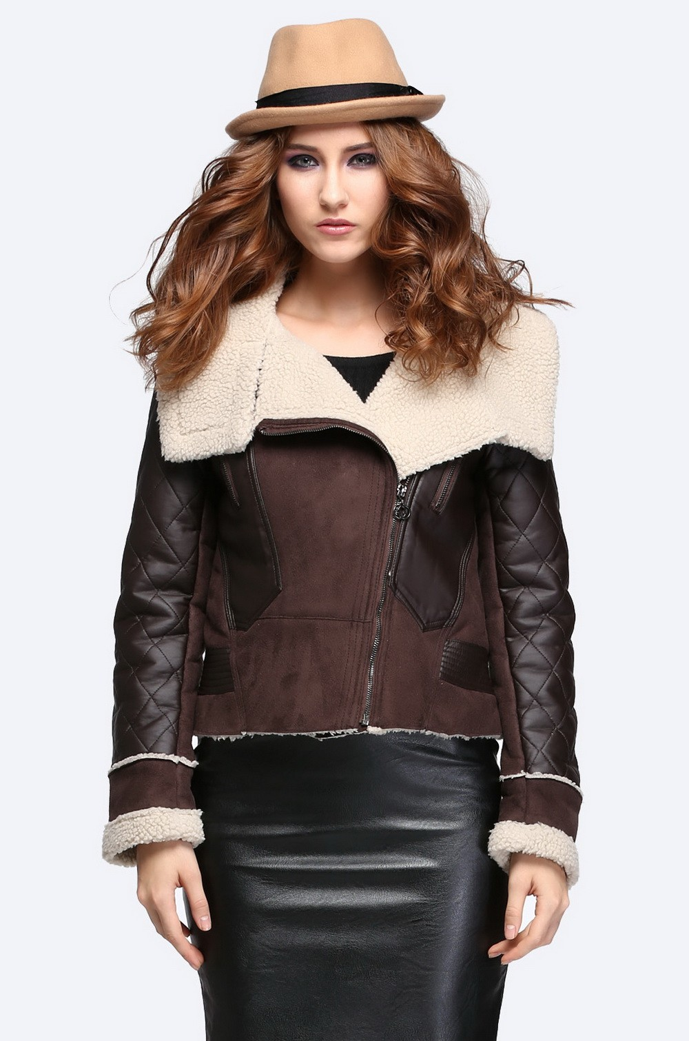 Compare Prices on Shearling Coat with Fur- Online Shopping/Buy Low ...