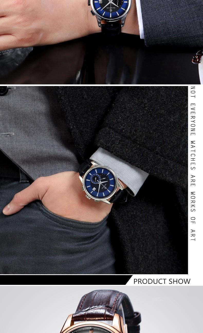 2016 OCHSTIN Бизнес Смотреть Мужчины Повседневная Мужская WatchesTop Люксовый Бренд Кварцевые Часы Наручные Часы Мужской Часы Relogio Masculino
