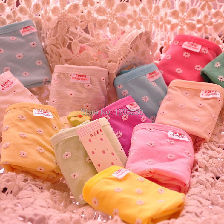 2014 New Popular cotton ladies underwear 6pcs/lot Factory Direct panties(China (Mainland))