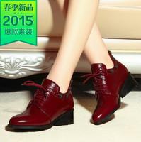 Женская обувь на плоской подошве 2015 toe A200-6