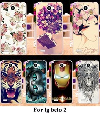 Soft Silicon TPU Plastic Phone Cases LG Bello 2 II Prime II/LG Max X155 5 inch Bag 18 Style Paint Back Covers Hood - WEE store